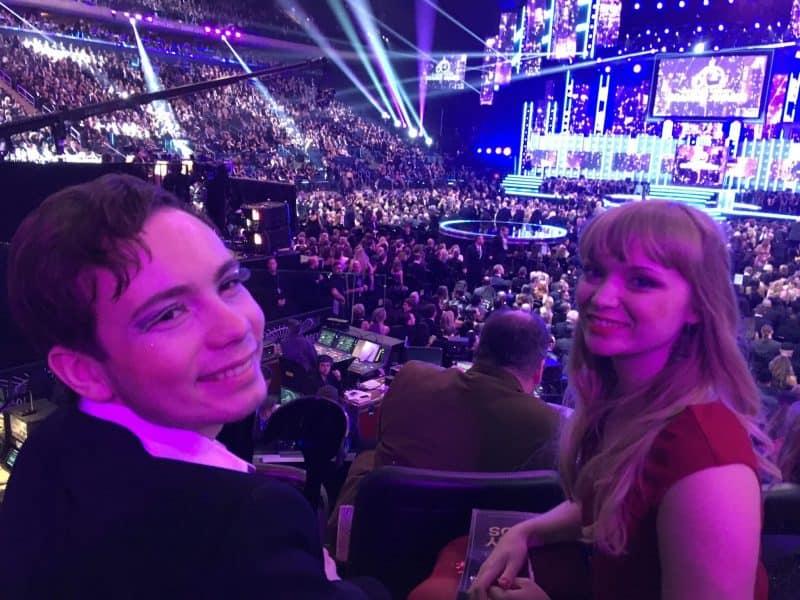 Fantastiske Nikolai på 16 ønsker at komme til Grammy Awards i New York