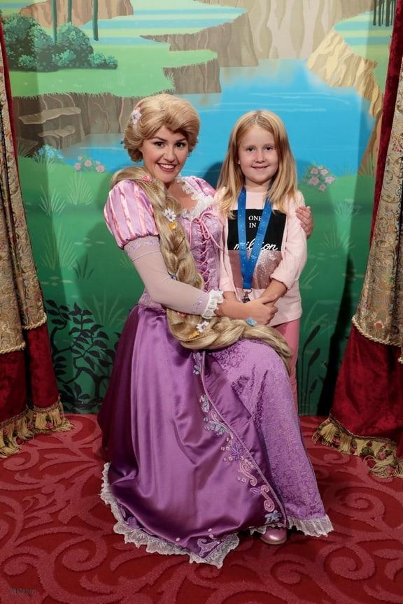 Milles tur til Disneyland Paris
