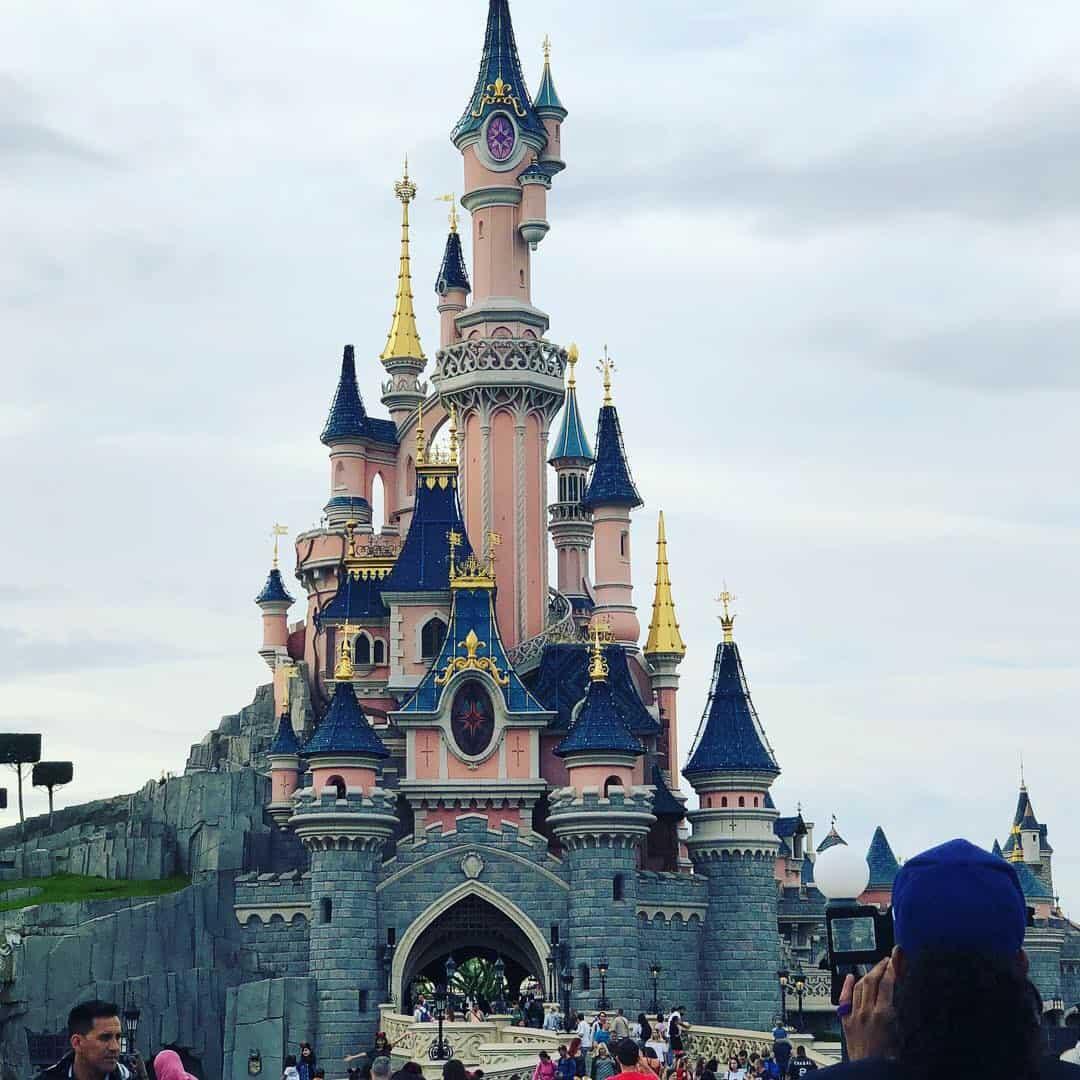 Nannas Disney-drøm gik i opfyldelse