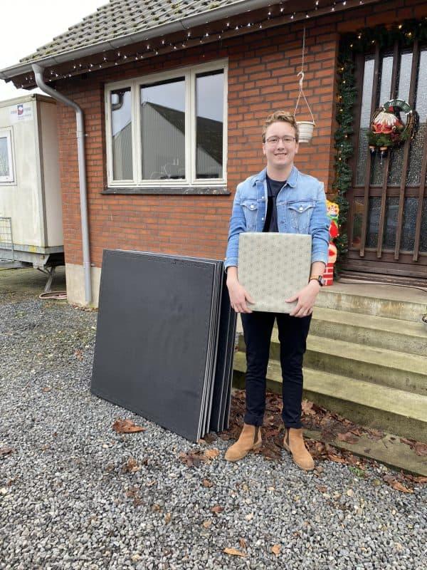 Endelig – Nicolai fik sit virtual reality setup
