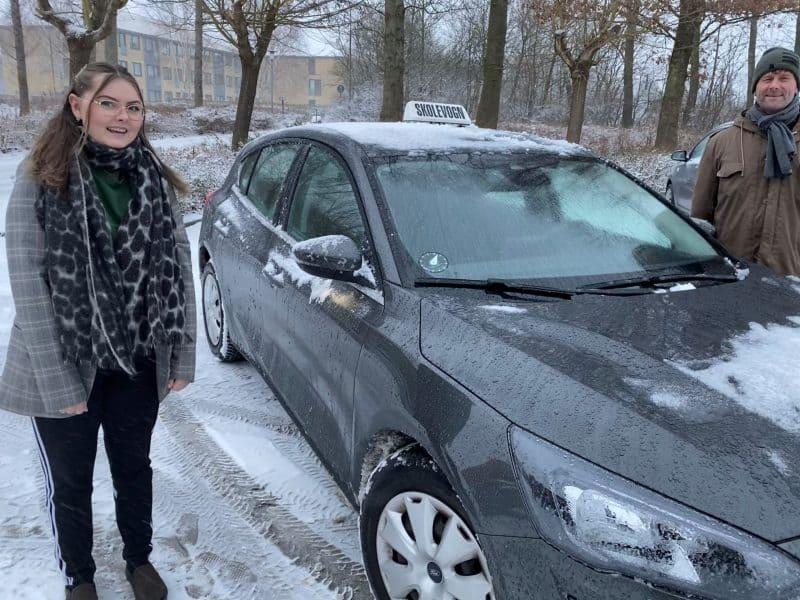 Kørekort til Pernille