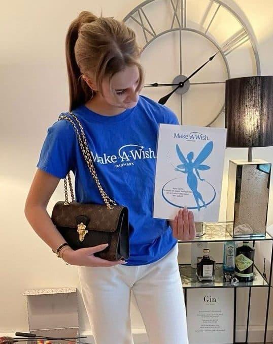 Cecilies Luis Vuitton-taske