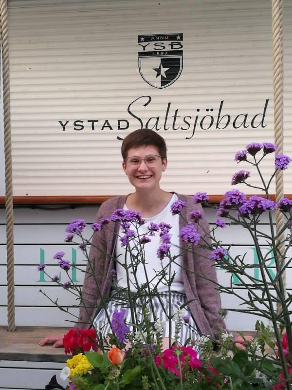 Mathilde i Ystad Saltsjöbad